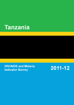 Cover of Tanzania AIS, 2011-12 - Final Report AIS/MIS (English)
