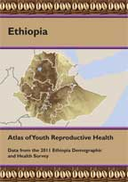 Cover of Ethiopia Atlas of Youth Reproductive Health: Data from the 2011 Ethiopia Demographic and Health Survey (English)