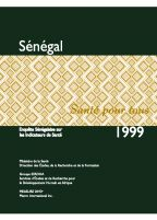 Cover of Senegal DHS, 1999 - Final Report (French)