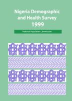 Cover of Nigeria DHS, 1999 - Final Report (English)