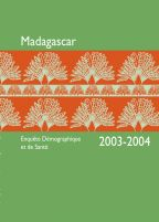 Cover of Madagascar DHS, 2003-04 - Final Report (French)