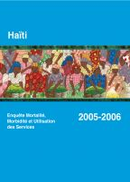 Cover of Haiti DHS, 2005-06 - Final Report (French)