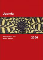 Cover of Uganda DHS, 2006 - Final Report (English)