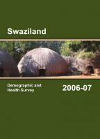 Cover of Eswatini DHS, 2006-07 - Final Report (English)
