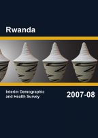 Cover of Rwanda DHS, 2007-08 - Rwanda Interim Demographic and Health Survey (English)