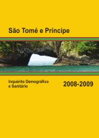 Cover of Sao Tome and Principe DHS, 2008-09 - Final Report (Portuguese)