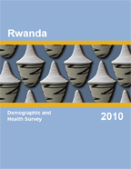 Cover of Rwanda DHS, 2010 - Final Report (English)