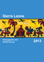Cover of Sierra Leone DHS, 2013 - Final Report (English)