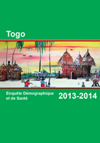 Cover of Togo DHS, 2013-14 - Final Report (French)