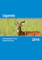 Cover of Uganda DHS, 2016 - Final Report (English)