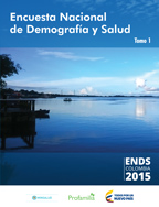 Cover of Colombia DHS, 2015 - Final Report (Spanish)