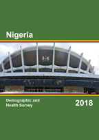 Cover of Nigeria DHS, 2018 - Final Report (English)