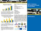 Cover of Zimbabwe DHS, 2010-11 - HIV Fact Sheet (English)