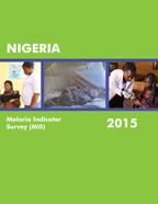 Cover of Nigeria MIS, 2015 - MIS Final Report (English)
