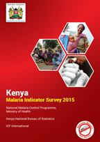 Cover of Kenya MIS, 2015 - MIS Final Report (English)