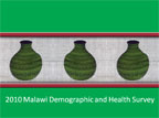 Cover of Malawi: DHS, 2010 - Survey Presentations (English)