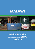 Cover of Malawi SPA, 2013-14 - Final Report (English)