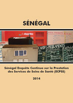 Cover of Senegal SPA, 2014 - Final Report Continuous (French)
