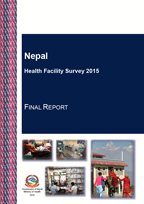 Cover of Nepal SPA, 2015 - Final Report (English)