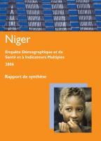 Cover of Niger DHS, 2006 - Key Findings (French)