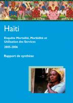 Cover of Haiti DHS, 2005-06 - Key Findings (French)