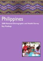 Cover of Philippines DHS, 2008 - Key Findings (English)