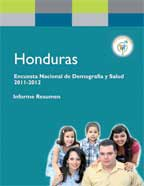 Cover of Honduras DHS, 2011-12 - Key Findings (Spanish)