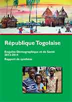 Cover of Togo DHS, 2013-14 - Key Findings (French)