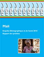 Cover of Mali DHS, 2018 - Key Findings (English, French)